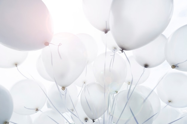 Balloons decoration for  party,ballon background