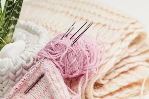 I gomitoli di lana