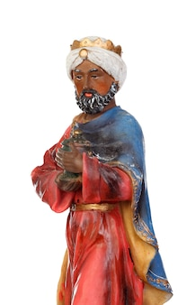 Baltasar, one of the three wise men