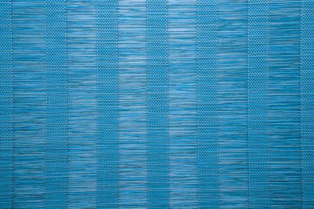 竹のカーテンのテクスチャ。竹ブラインドカーテンの背景