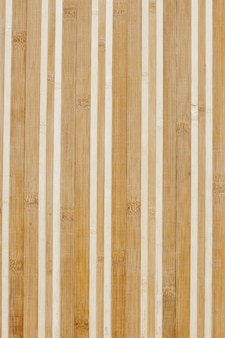 Bamboo cutting board texture, wooden background or texture