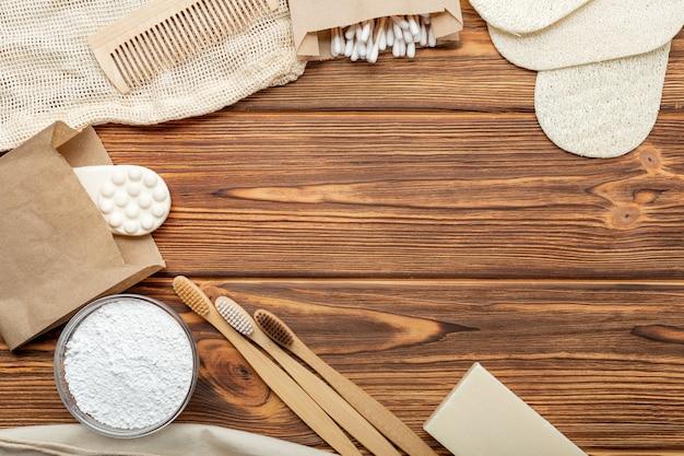 竹歯ブラシ歯磨き粉天然石鹸トイレタリー