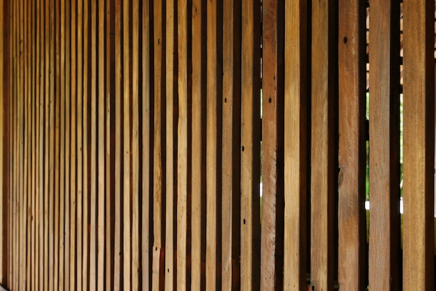Bamboo wood, old wooden wall background