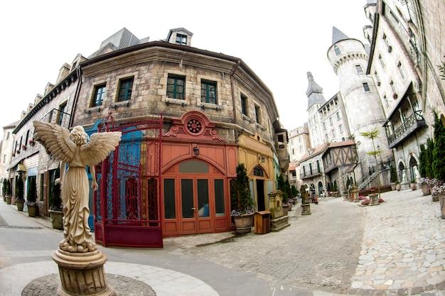 바나 힐스, 베트남 다낭의 아름다운 프랑스 마을