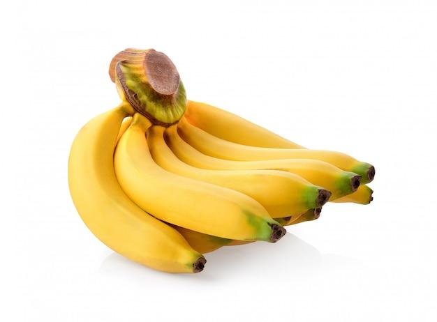 分離されたバナナ