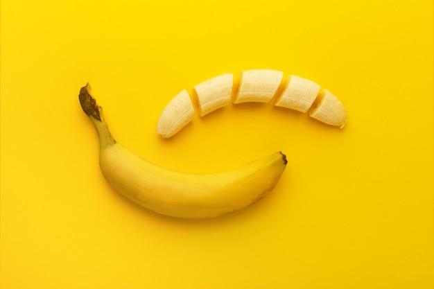 バナナのスライス