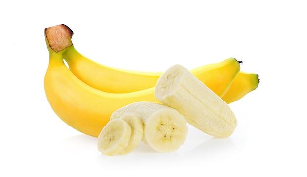 Бананы изолированные