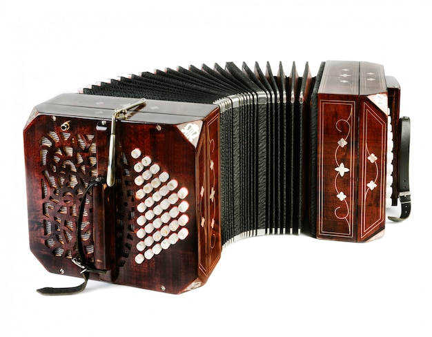 Bandoneon, tango instrument