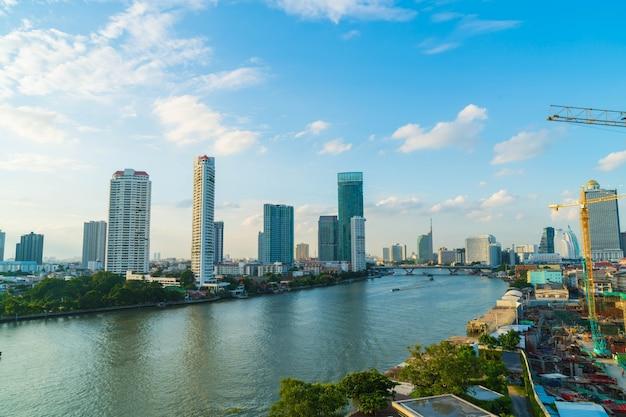 Città di bangkok in thailandia