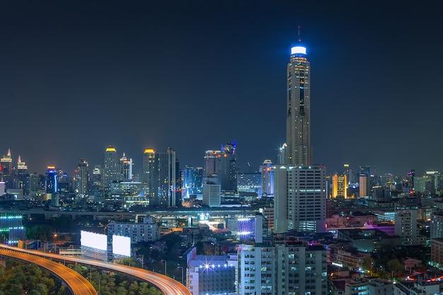 Bangkok expressway.