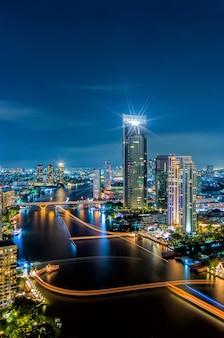 Bangkok night viwe