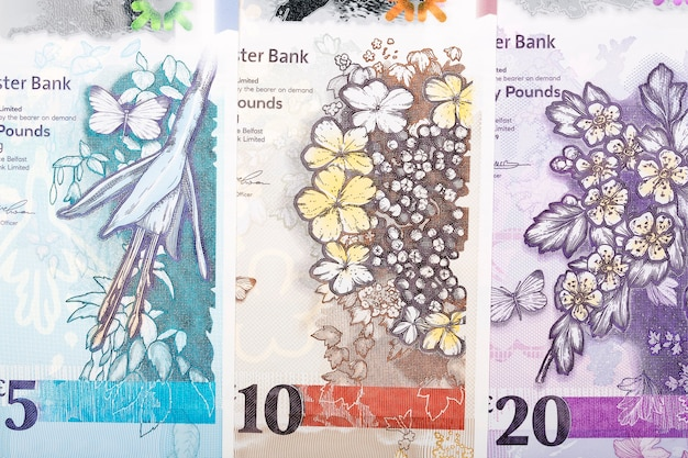Banknotes of northern ireland