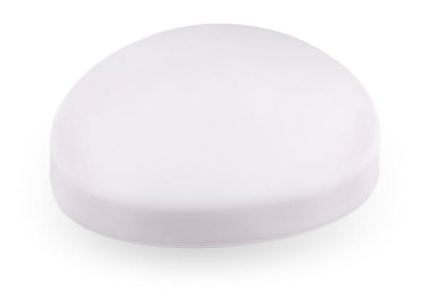 孤立した白い石鹸のバー