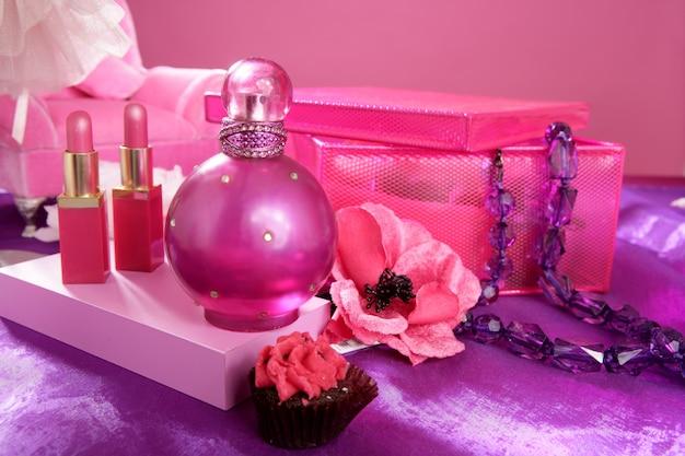 バービースタイルのファッション化粧化粧台化粧台