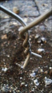 Barbwire  iron