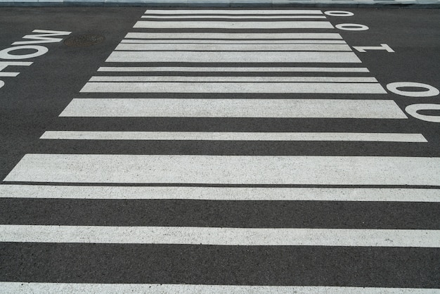Barcode on the highway
