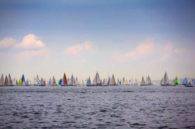 Barcolana regatta