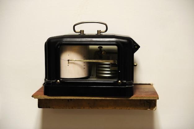 Barometar, old classic measurement equipment