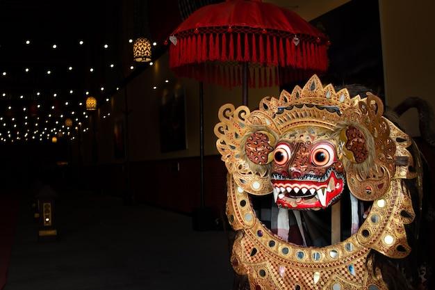 바롱 발리 전통 발리 문화