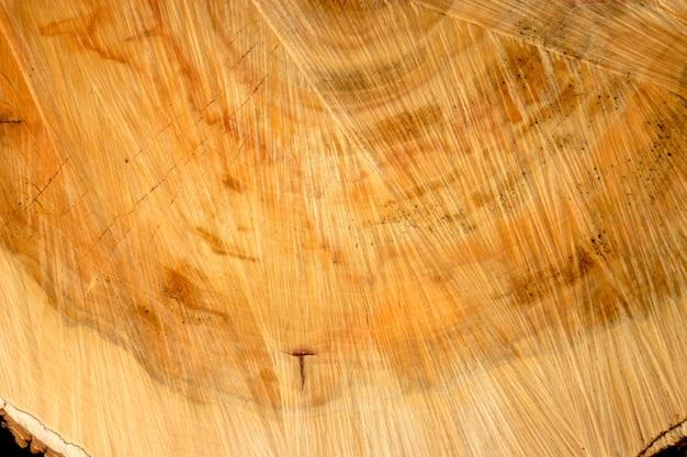 Barrel sawn wood. natural background