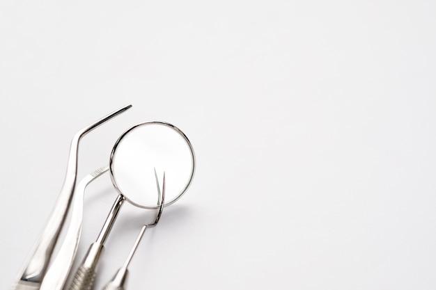 기본 치과 도구