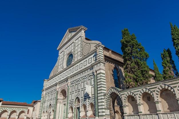 Базилика санта мария новелла во флоренции