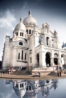 Базилика святого сердца в париже