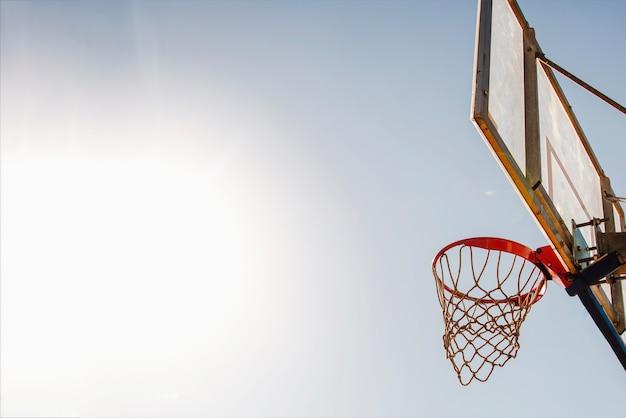Баскетбольная спинка