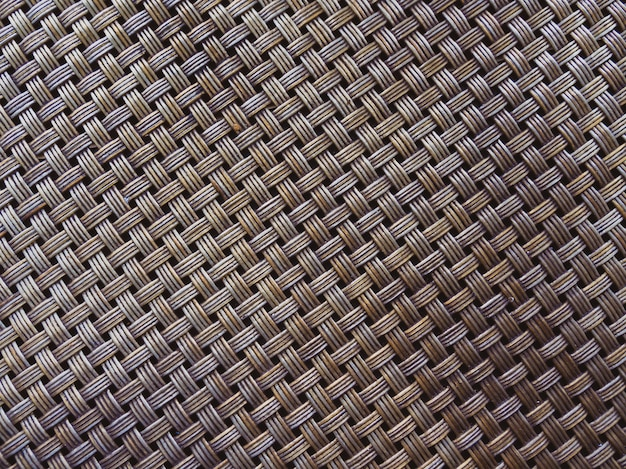 Basketry pattern texture background.