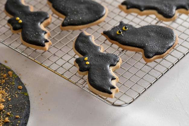 Forma a pipistrello per dolcetti