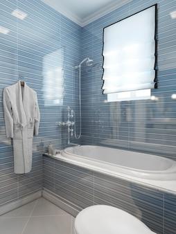 バスルームのクラシックスタイル