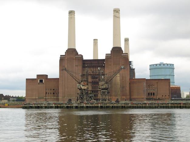배터시 발전소, 런던