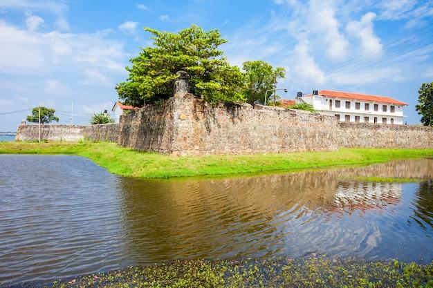 バッティカロア砦、スリランカ