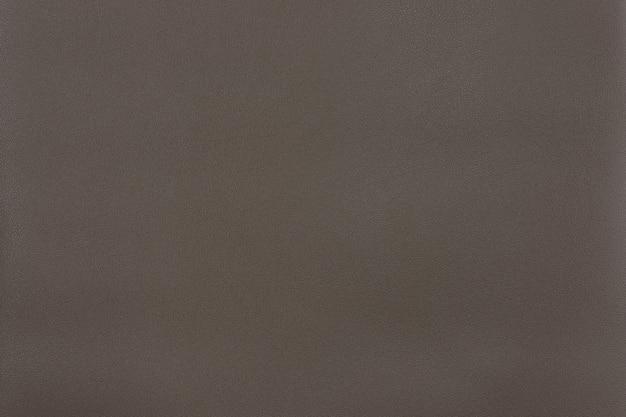 バトルショップグレーの質感の滑らかな革の表面の背景、小さな木目