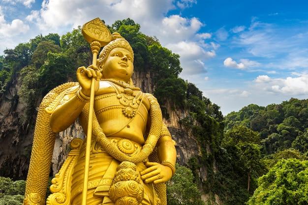 マレーシア、クアラルンプールのバトゥ洞窟