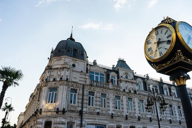 Batumi, capital city of adjara