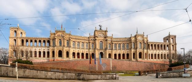 Баварский государственный парламент