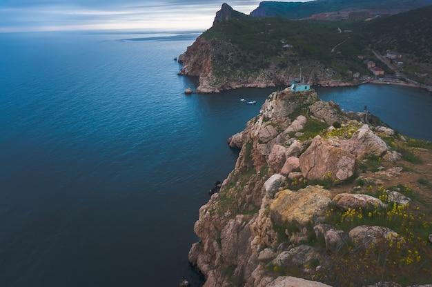 Балаклавская бухта, окрестности севастополя крымские горы