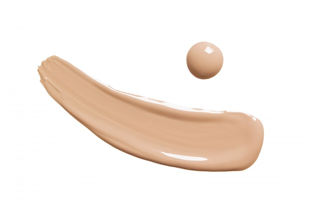 Bb, cc cream, liquid make-up foundation swatches