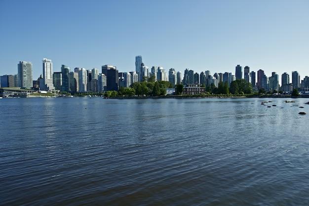 Ванкувер, bc skyline