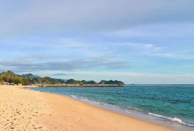 Пляж в ачехе