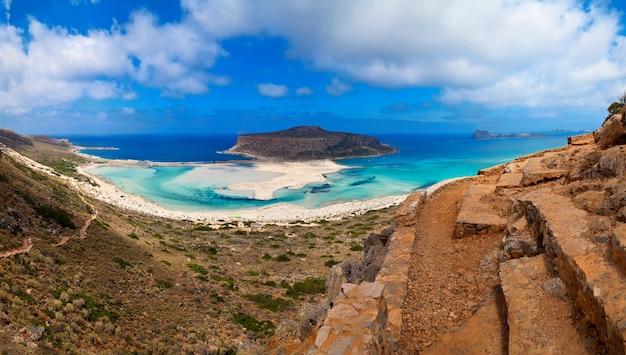 クレタ島のビーチ