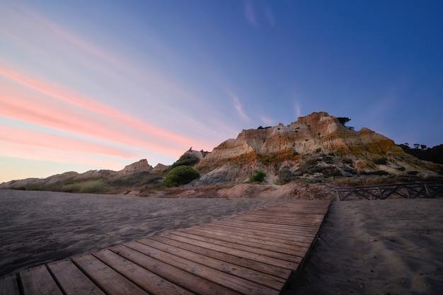 우 엘바의 해변