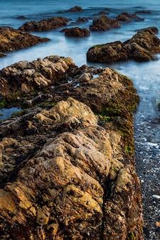 トーレラサルのビーチ