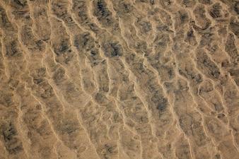 Пляжный песок текстуры Фуэртевентура Канарские острова