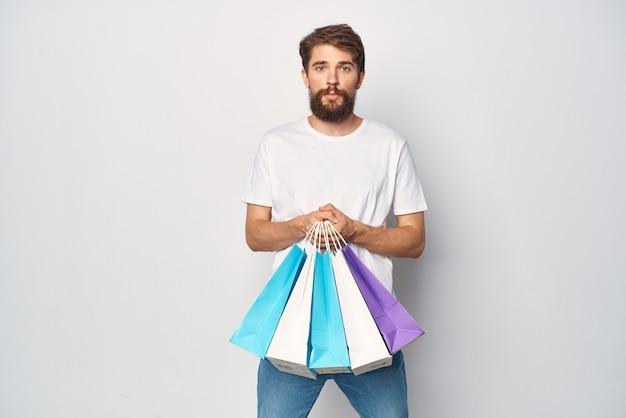수염 난 남자 패키지 쇼핑 할인 엔터테인먼트