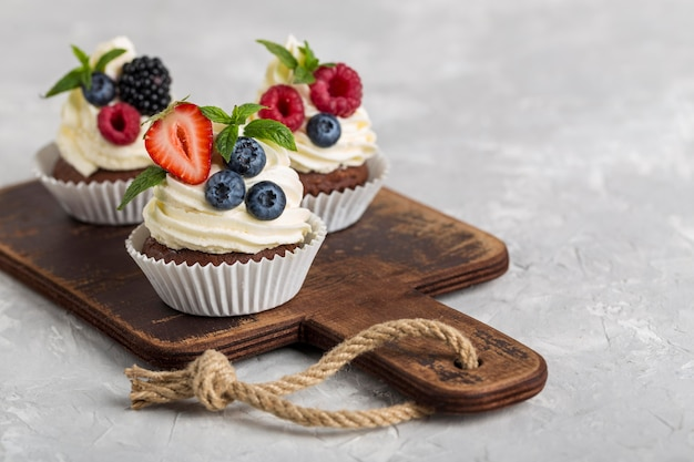 Красивый и вкусный десерт