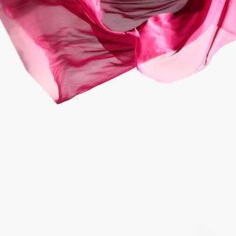 Красивая и элегантная концепция шелка