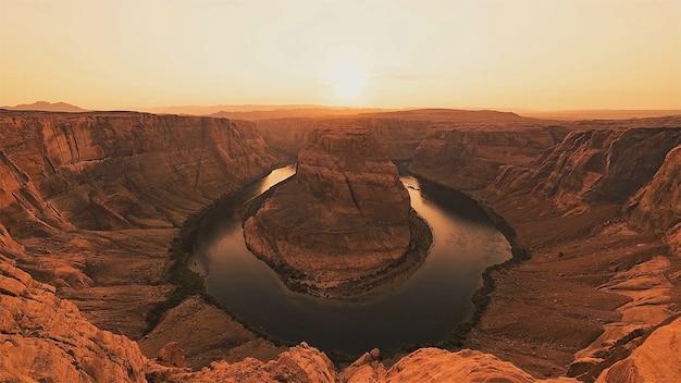 미국의 아름답고 유명한 장소