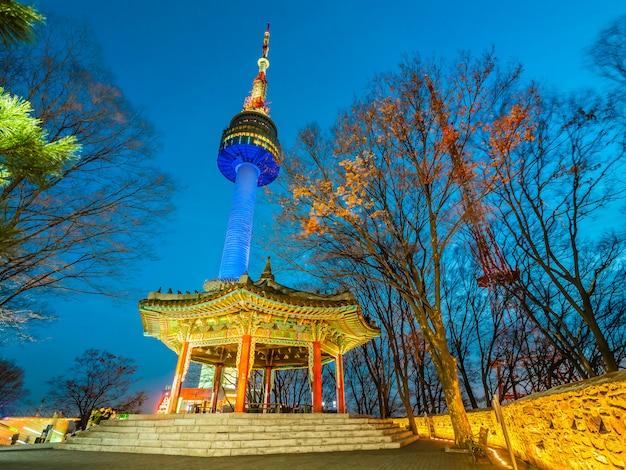 N 서울 타워